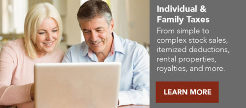 From simple to complex stock sales, itemized deductions, rental properties, royalties, and more.